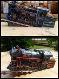 ACDC Custom Painted Train