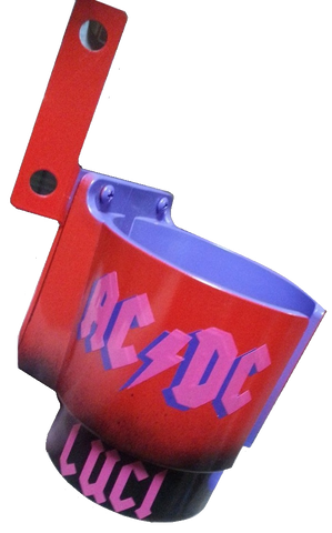 "ACDC PinCup ""Luci"""