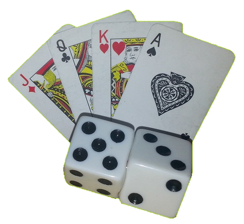 Aerosmith Cards and Dice Mod