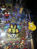 Aerosmith Target Bank Guitar Large
