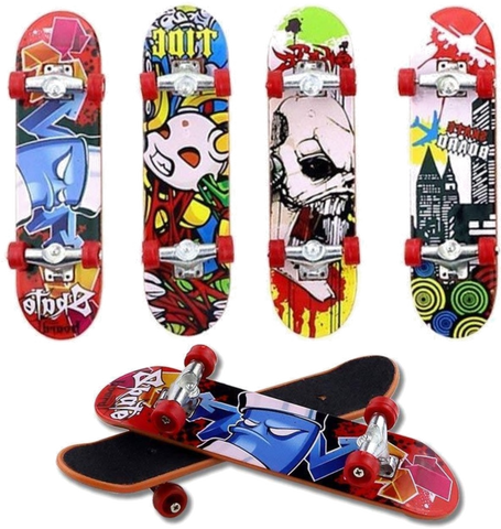 Aerosmith Playfield Skateboard Mod