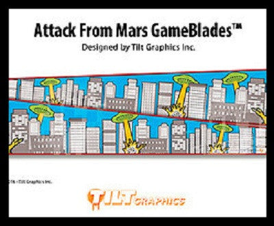 Attack From Mars GameBlades™