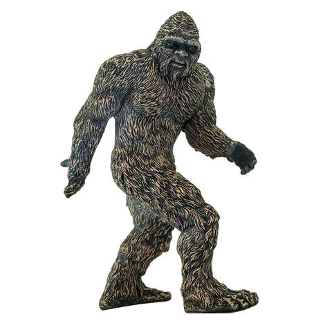 White Water Playfield Character Bigfoot
