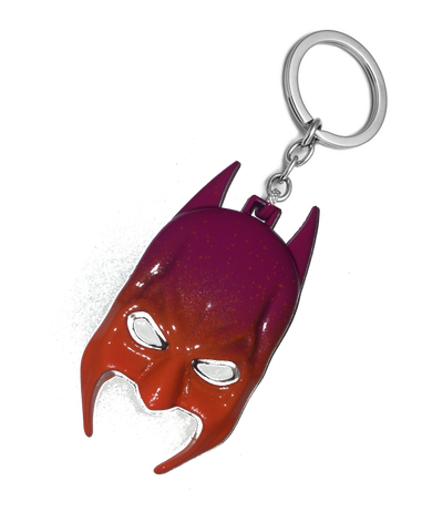 Batman 66 Keychain Mask