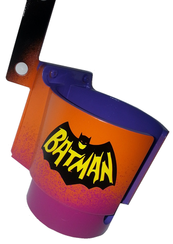 Batman 66 LE PinCup Bat Logo