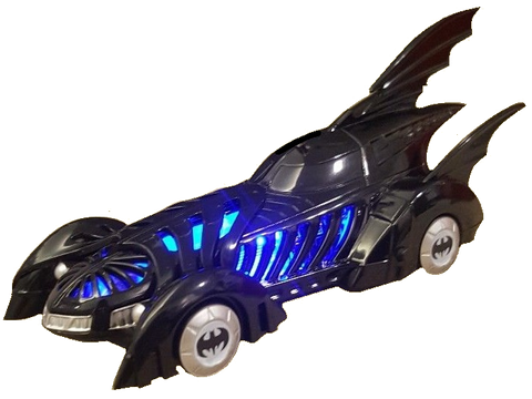 Batman Forever Interactive Batmobile