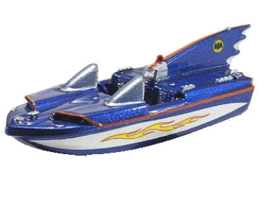 Batman 66 Bat Boat