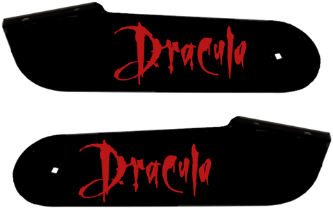"Bram Stokers Dracula Hinge Decals ""Red"""
