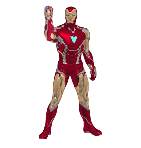 Avengers Playfield Character Iron Man
