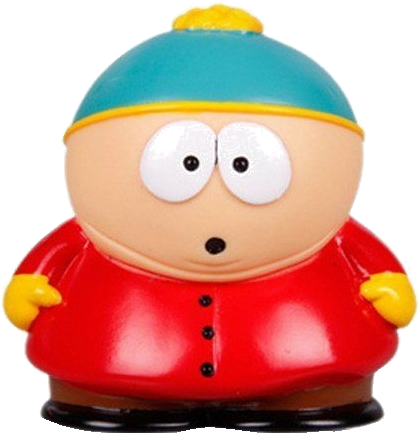 "South Park Character Shooter ""Cartman"""