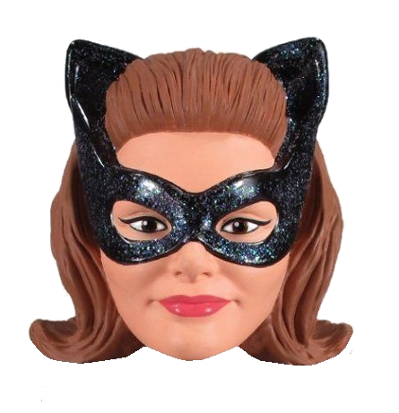 "Batman 66 ""Catwoman"" Character Head Shooter"