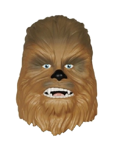 Star Wars Character Head Shooter Chewbacca