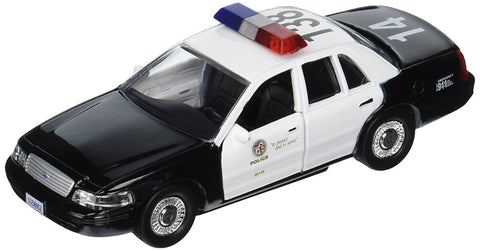 Crown Victoria Police Interceptor with LED's