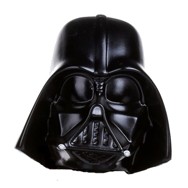 "Star Wars  Character Head Shooter ""Darth Vader"""