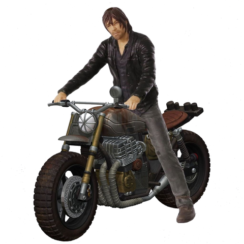 The Walking Dead Playfield Character Daryl