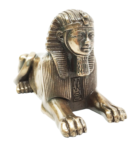 Iron Maiden Ebros Egyptian God (Gold)