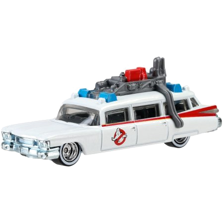 Ghostbusters Ectomobile Car