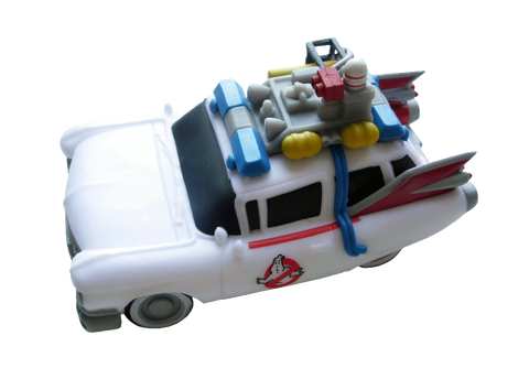 Ghostbusters Ecto-1 Car With LED Lights