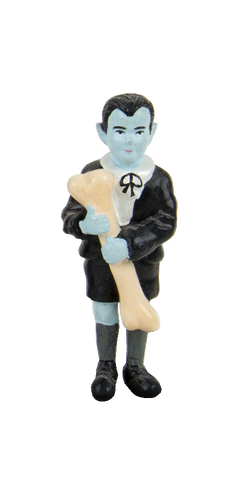 "Munsters Playfield Character ""Eddie"""