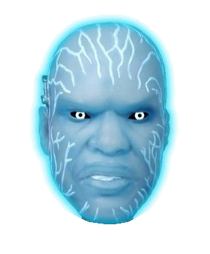 "Spider man ""Electro"" Character Head Shooter"