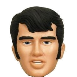 Elvis Character Head Shooter