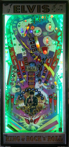 Elvis Framed Playfield