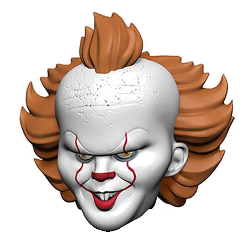 "Character Head Shooter ""Evil Clown"""