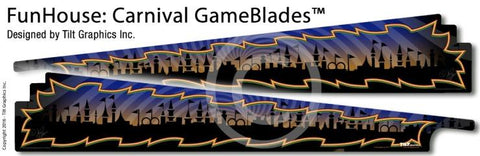 Funhouse GameBlades™