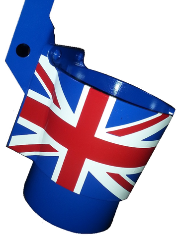 "Austin Powers PinCup ""British Flag"""