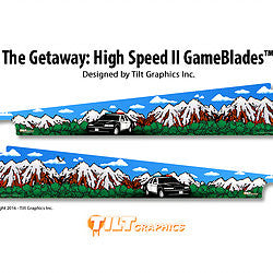 Gateway High Speed II GameBlades™