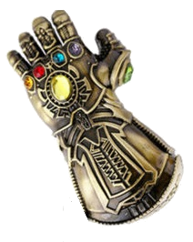 Guardians of the Galaxy Playfield Glove