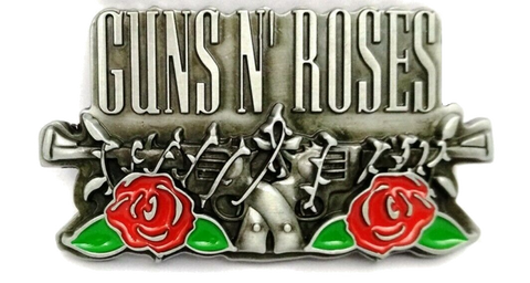 Guns N' Roses Playfield Emblem
