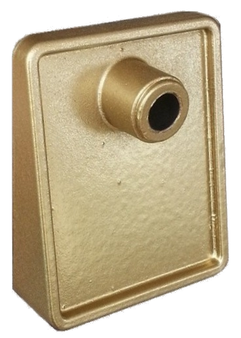 Gold Shooter Housing