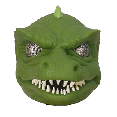 "Star Trek ""Gorn"" Character Head Shooter"