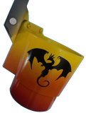 Game Of Thrones LE PinCup with Dragon Logo