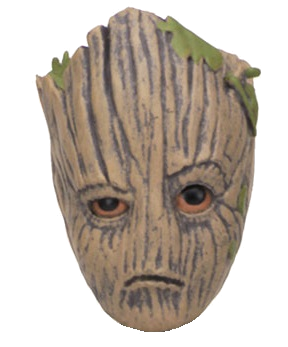 "Guardians of the Galaxy Character Head Shooter ""Sad Groot"""