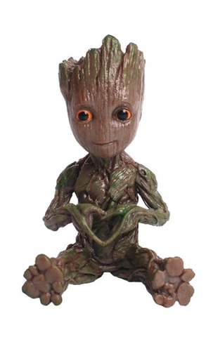 "Guardians of the Galaxy Playfield Groot ""Heart"""