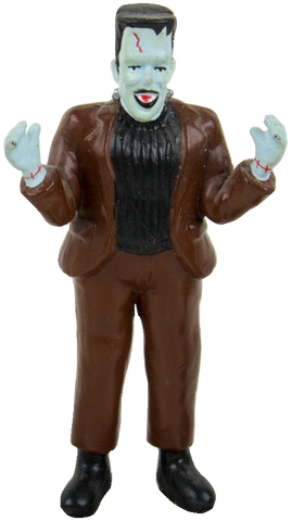 "Munsters Playfield Character ""Herman"""