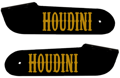 "Houdini Hinge Decals ""Gold"""