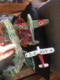 Indiana Jones Custom Painted Planes