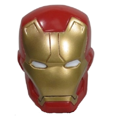 Iron Man Character Head Shooter