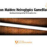 "Iron Maiden GameBlades™ ""Heirogliphics"" Premium"