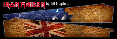 "Iron Maiden GameBlades™ ""Union Jack"""