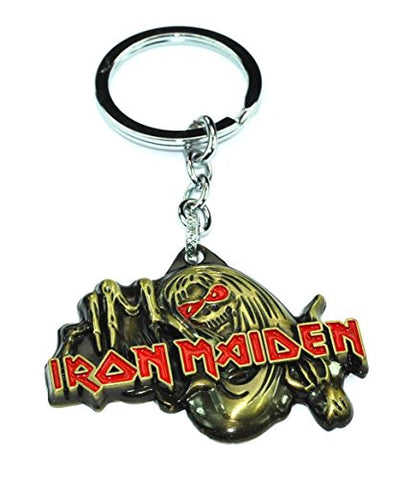 "Iron Maiden Keychain ""Killers"""