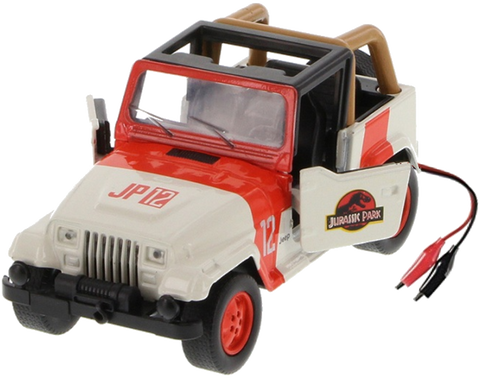Jurassic Park Jeep (Data East)
