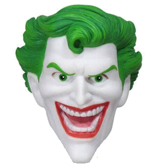 "Batman Character Head Shooter ""Joker"""