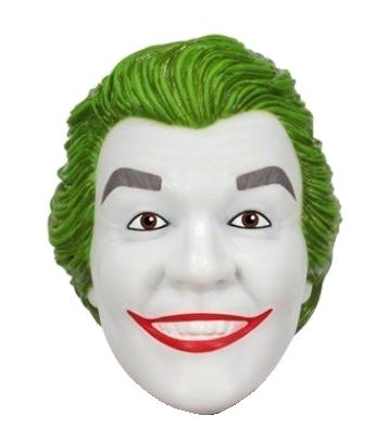 "Batman 66 ""Joker"" Character Head Shooter"