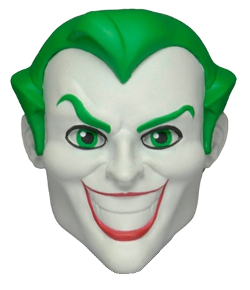 Batman Character Head Shooter Joker