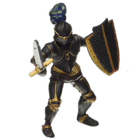 "Black Knight Playfield Character ""Sword"""