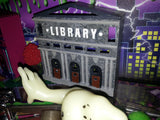 Ghostbusters Public Library Lighted Mod